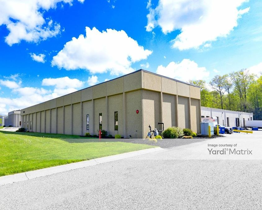 Raintree Industrial Park - 5265, 5325 & 5351 Naiman Pkwy