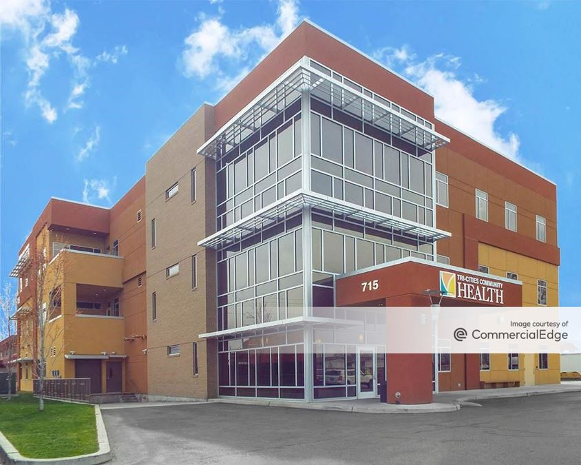 Tri-Cities Community Health - Integrated Services Building