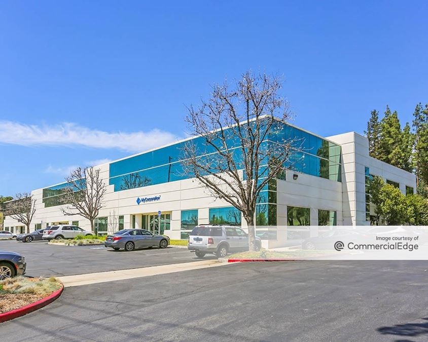 Calabasas Commerce Center - 26025 Mureau Road