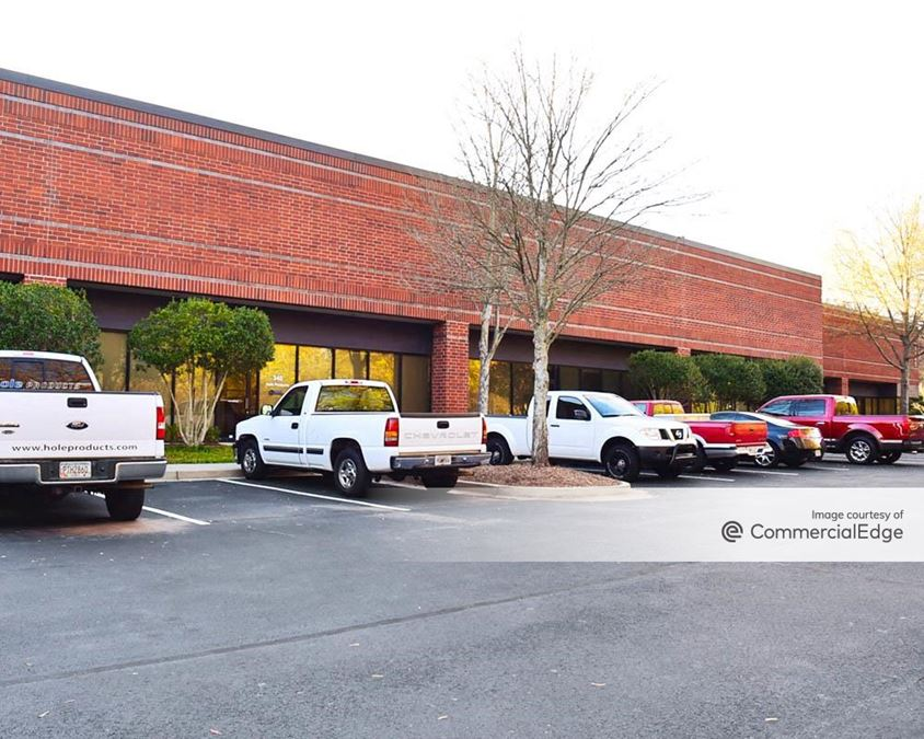 The Offices @ Gwinnett Commons - 1700 Corporate Drive