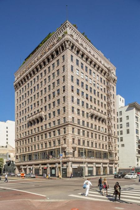 Pershing Square Building | 448 S Hill St