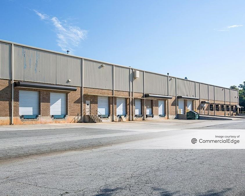 Stone Mountain Industrial Park - 1555 Roadhaven Drive
