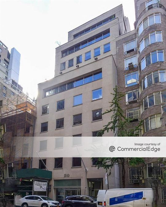 Tower at 20 West 55th Street