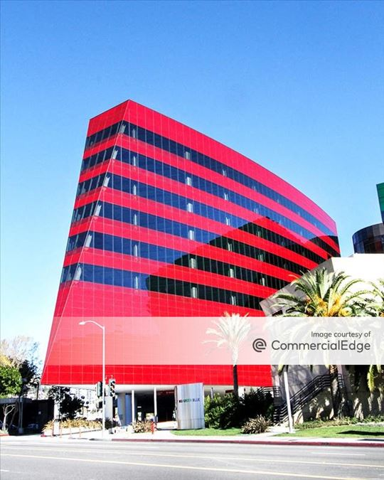Pacific Design Center - Red Building