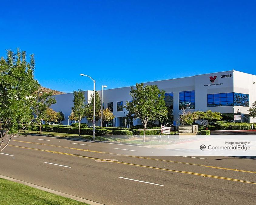 Vista Business Park - 28355 Witherspoon Pkwy