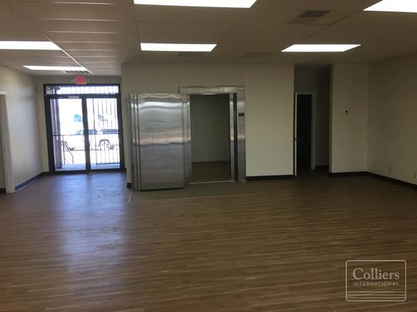 For Sale or Lease | Former Banking Center on North Loop East
