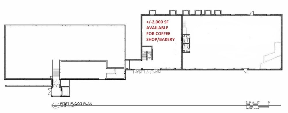 OFFICE/COFFEE SHOP/CLOUD KITCHEN/SPECIALTY USE FOR LEASE