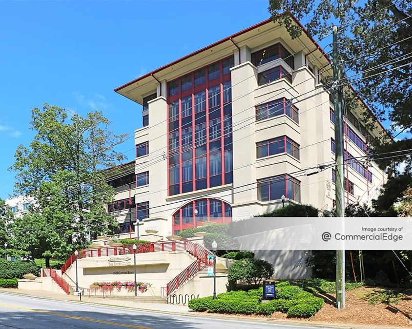 Emory Clinic at 1525 Clifton Road