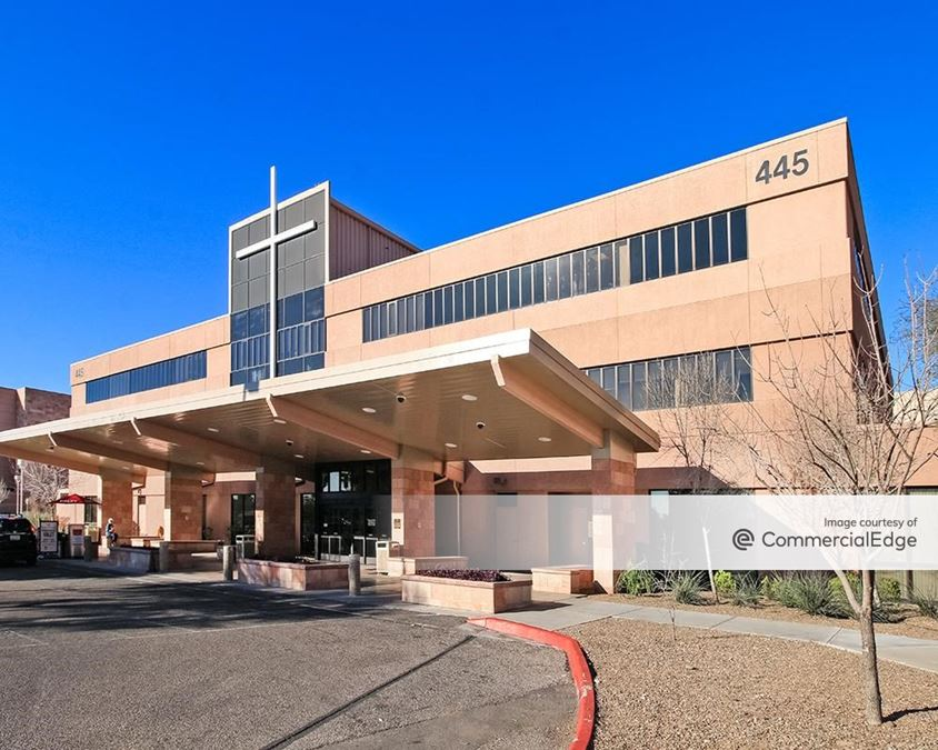 Carondelet St. Mary's Hospital - 445 North Silverbell Road