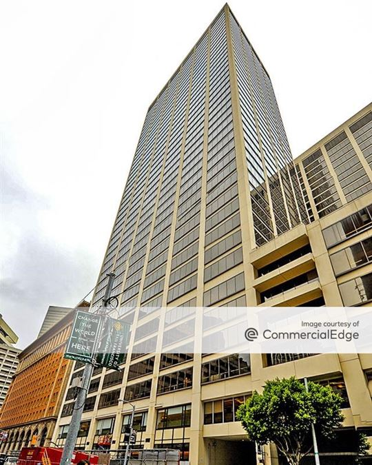 One Market Plaza - Spear Tower