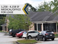 Decatur Medical Office Space | 1,258 - 4,158 SF - Decatur