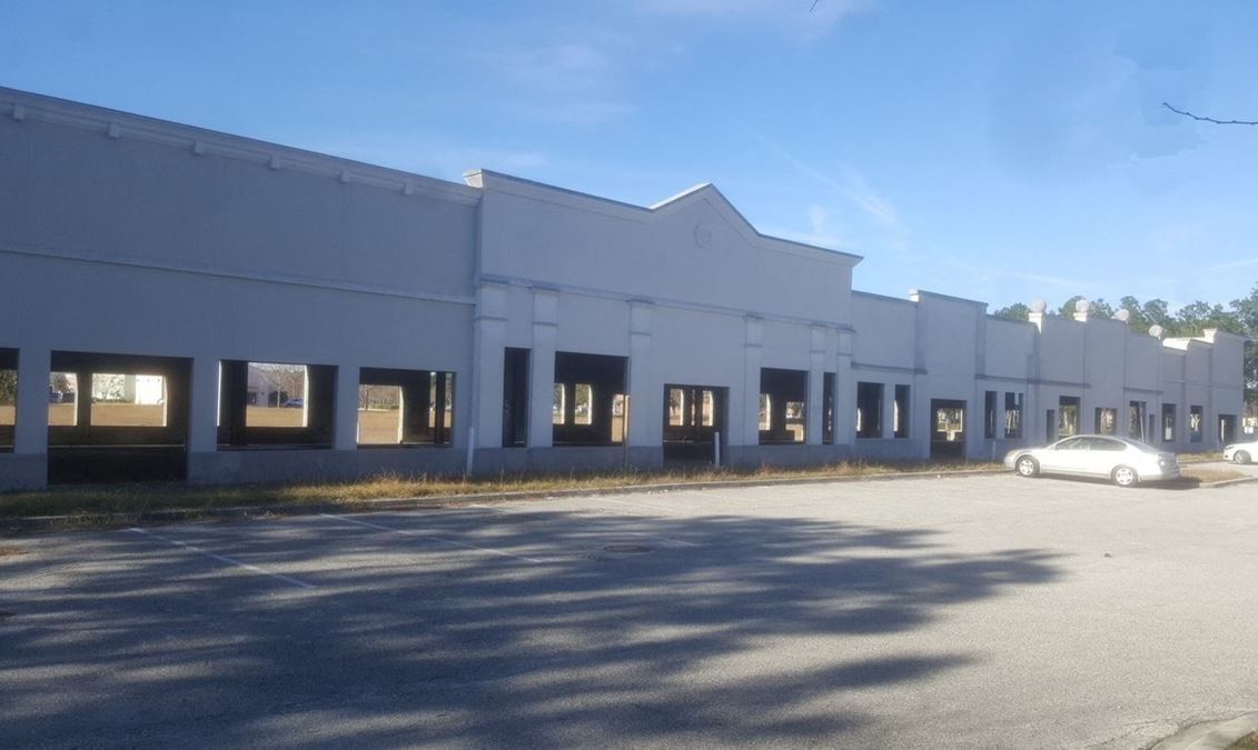 Retail UNDER CONSTRUCTION FOR LEASE