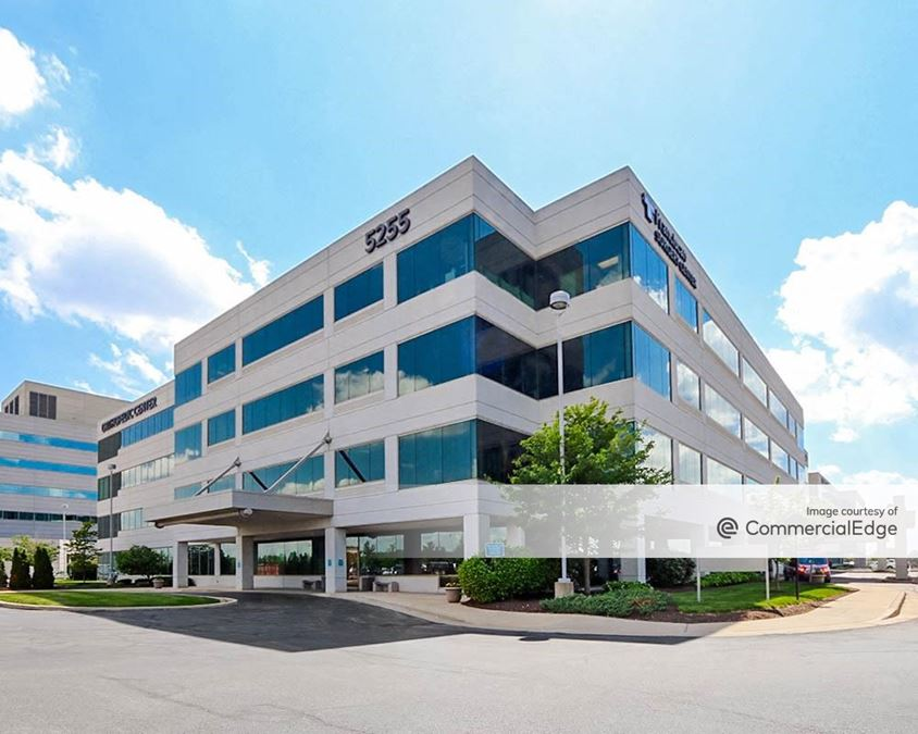 Franciscan Health Indianapolis - Medical Office Building 5255