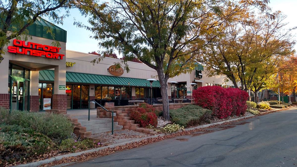 Fort Collins Shopping Center