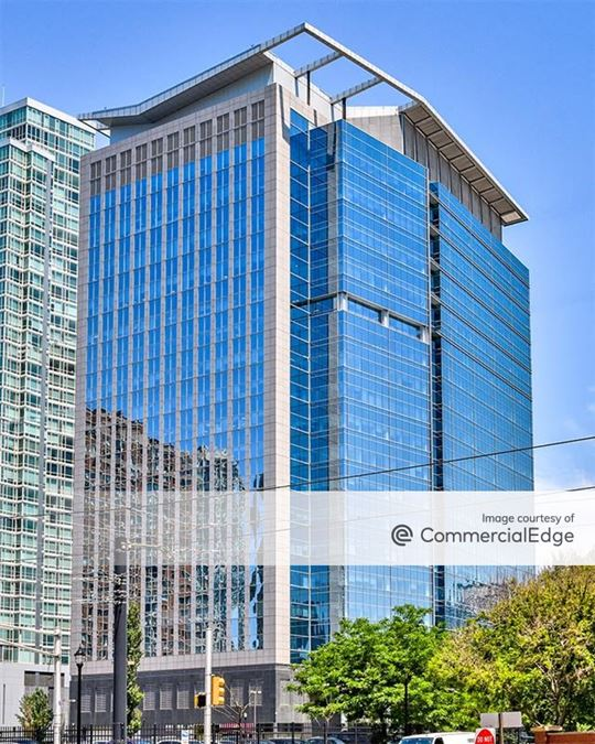 Harborside Financial Plaza 10