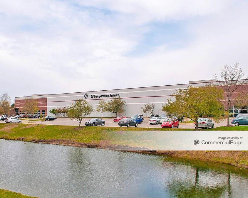 Turnberry Lakes Business Park - 6300 Muirfield Drive