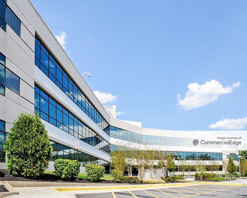 Quince Orchard Office Park - The Summit