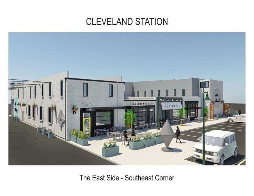 Cleveland Station Retail