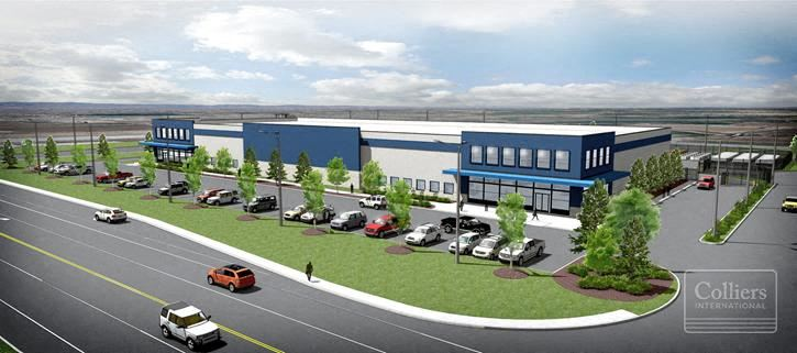 The Great Western Industrial Park - Lot 3