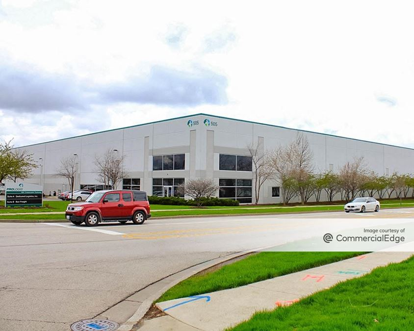 Prologis Bolingbrook Distribution Center - 505 West Crossroads Pkwy