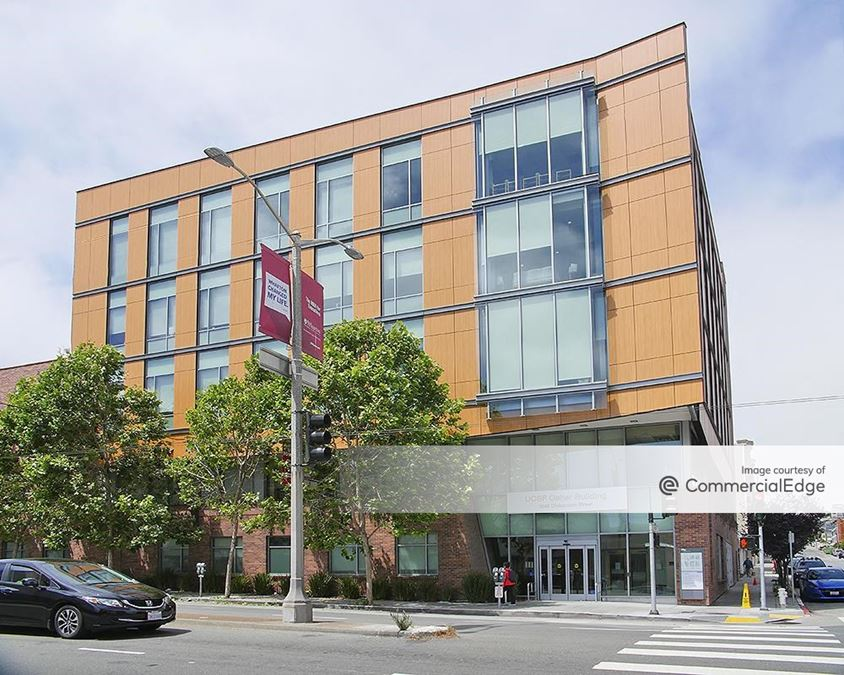 UCSF at Mount Zion - Osher Building