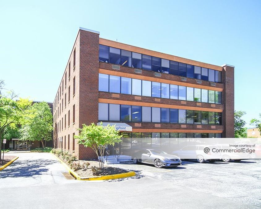 Rutherford Business Center - Rutherford Plaza