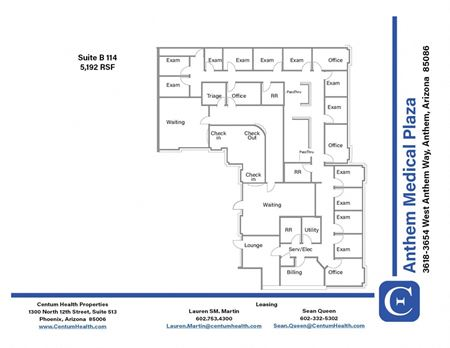 3624 West Anthem Way Suite B114 Space Photo Gallery 1