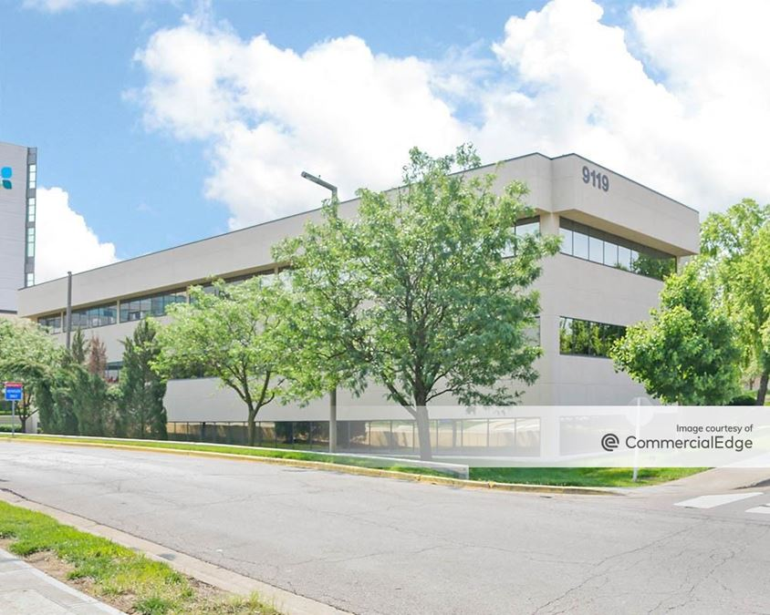 Shawnee Mission Medical Center - Shawnee Mission Medical Building