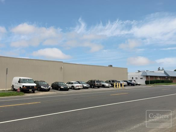 25,000 SF Refrigerated Building for Sale/Lease