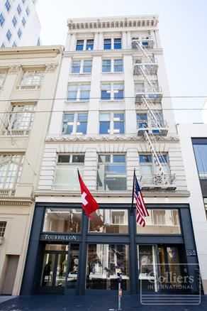 Space available in boutique Union Square building - 233 Post Street, San Francisco