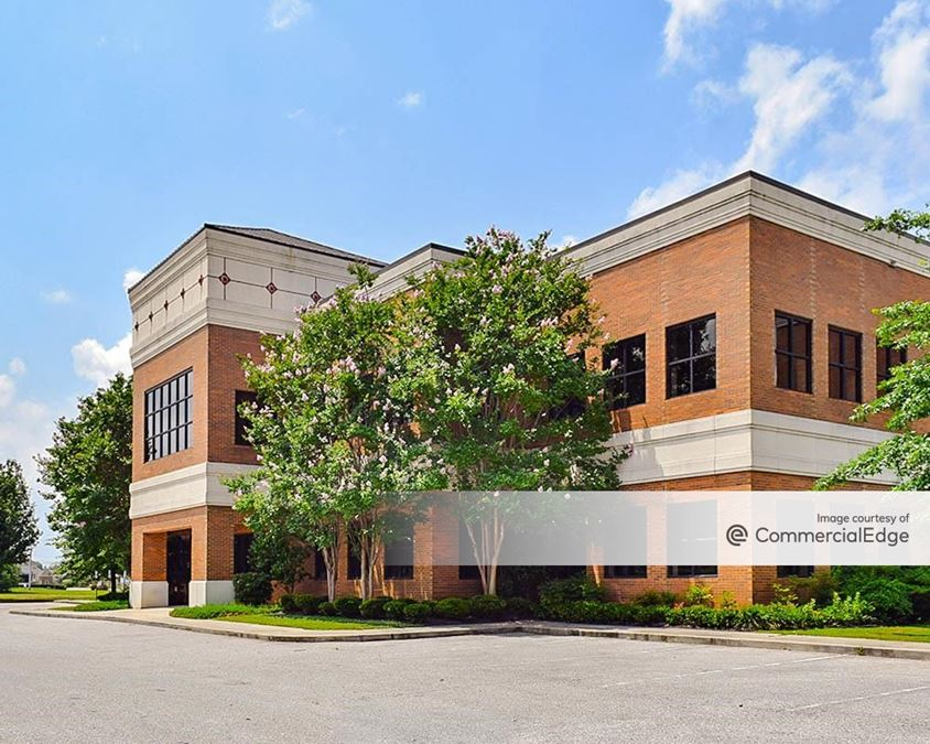 Southwind Office Park - 8150 T and B Blvd