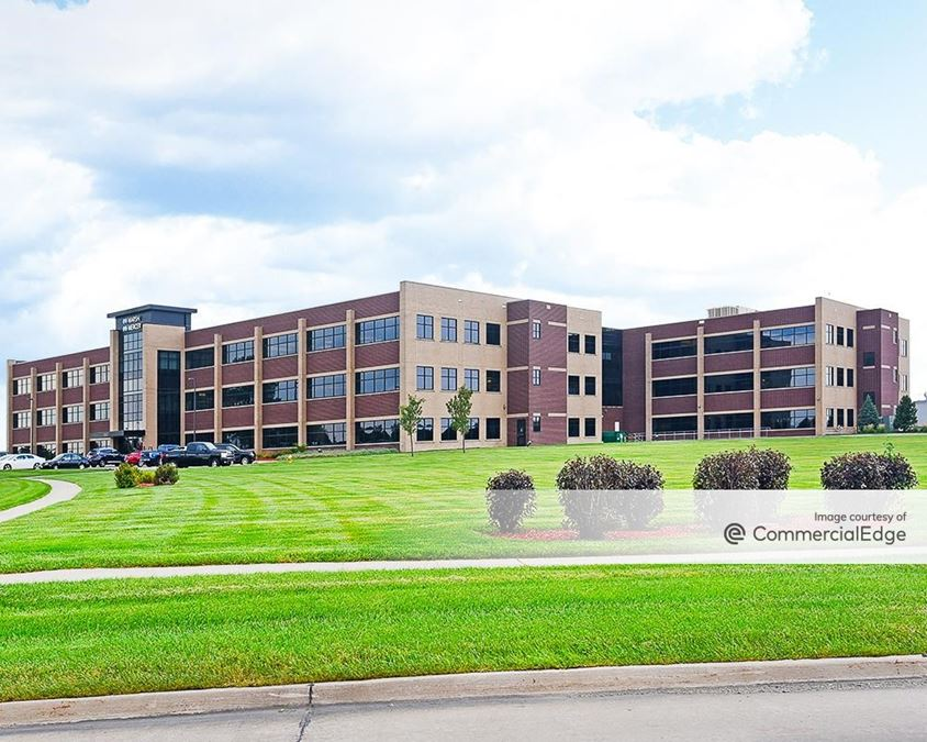 Paragon Office Park - 12421 Meredith Drive