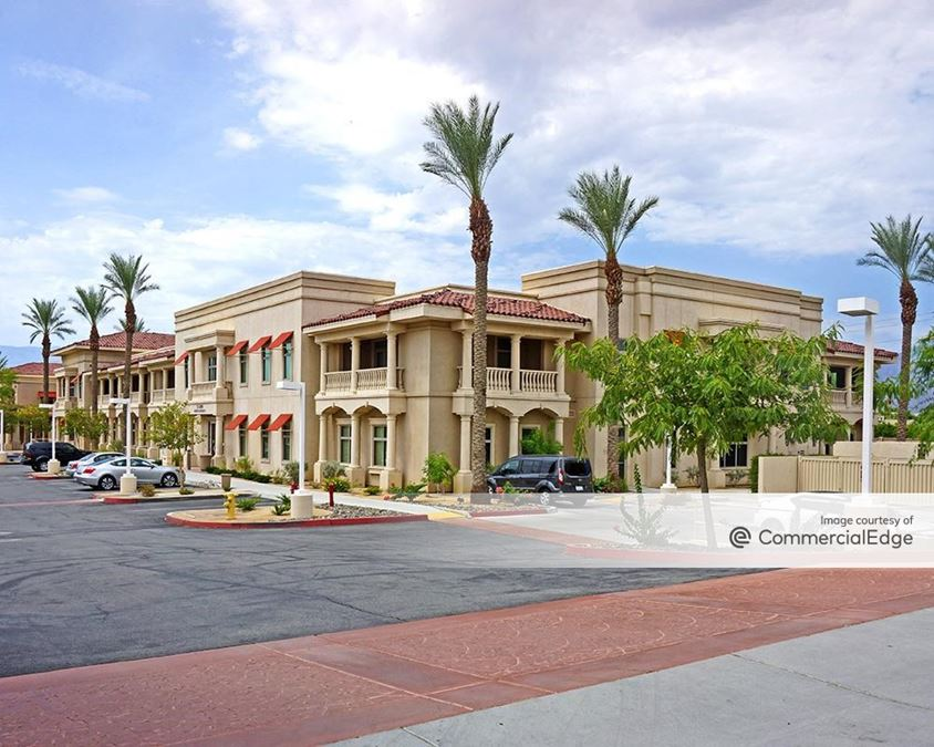 Rancho Mirage Professional Plaza