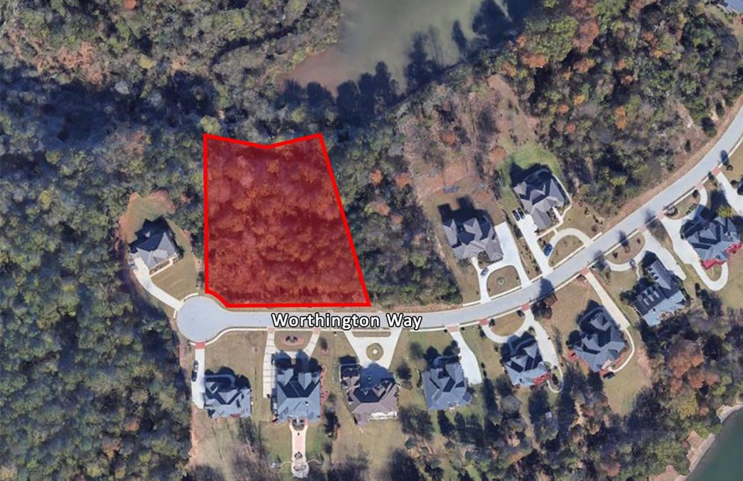 Residential-Zoned Land Site | 1.66 Acres
