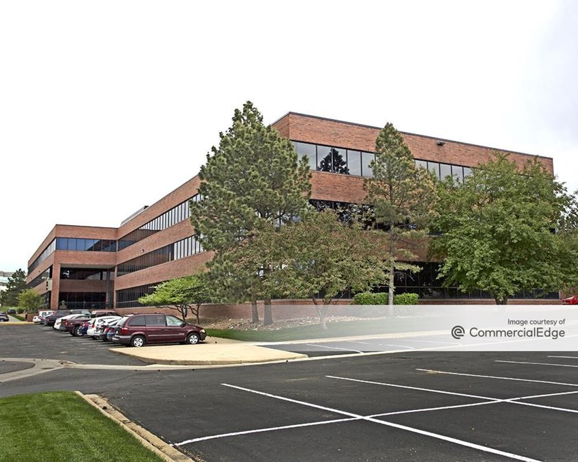 Greenwood Corporate Plaza - Building 5