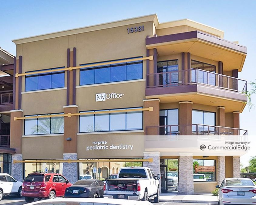 Surprise Professional Center - 15331 West Bell Road
