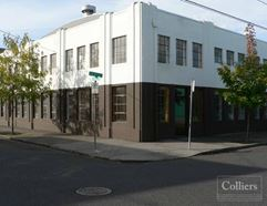 For Sale or Lease > 16,000 SF Close-In Eastside Industrial Building - Portland