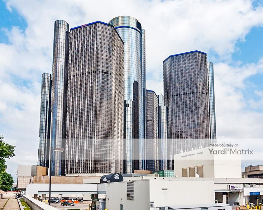 GM Renaissance Center - Tower 100